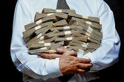 Зарплаты чиновников в 1,5 раза выше средней по РФ