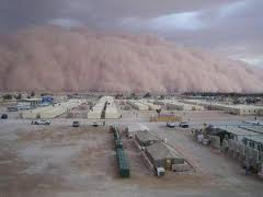 Столицу Узбекистана накрыла пыльная буря