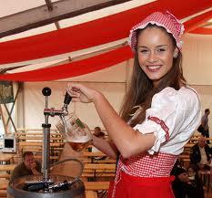 Туристам : через неделю в Праге откроется традиционный пивной фестиваль