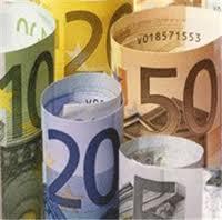 Курс евро крепнет на новостях из еврозоны
