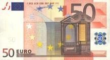 Курс евро укрепляется на торгах