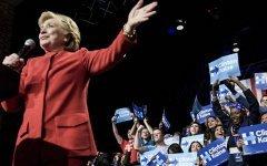 Клинтон победила Трампа в первых теледебатах – CNN