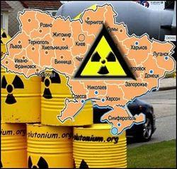 Киев планирует продавать ядерное топливо за границу
