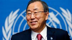 Генсек ООН призывает контролировать процесс перемирия на Донбассе