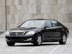 Бронированные Mercedes не будут поставляться в Россию из-за санкций