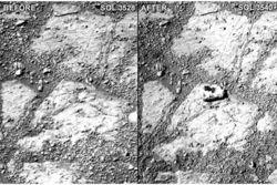 Ученый из США через суд требует у НАСА признать, что на Марсе есть жизнь