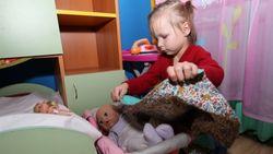 В детсадах России запретят куклы с половыми признаками