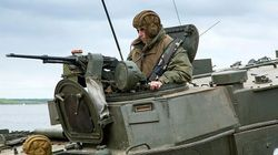 В оккупированный Шахтерск завезли технику из России