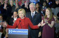 Стало известно, сколько заработали Клинтоны за 14 лет в ходе выступлений