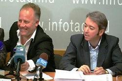 Кто спонсирует молдавскую «революцию хризантем»?