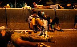 Говоря о протестах в Гонконге, вспоминают площадь Тяньаньмэнь – FT