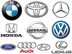 Названы самые популярные бренды авто в Интернете