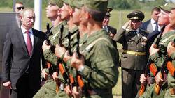 Российская армия не так сильна, как кажется – эксперты