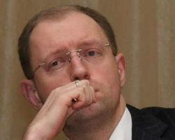 Призыв Яценюка к Путину снести стену «стену угроз, враждебности и торговых войн» пока не услышан