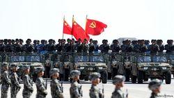 Китай увеличивает расходы на армию