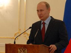 Путину в Федеральном собрании аплодировали в среднем каждые две минуты