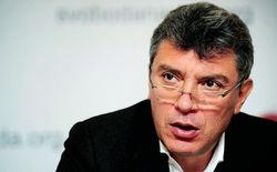 Доклад Немцова о войне в Украине «Путин. Война» обнародуют 12 мая