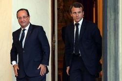Макрон – самый молодой президент Франции