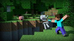 Геймеры рассказали о правильной тактике ведения боя против мобов в Minecraft
