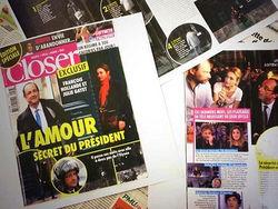 СМИ обвинили Президента Франции Олланда в супружеской измене