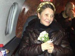Тимошенко вняла советам людей, и будет лечиться в Германии