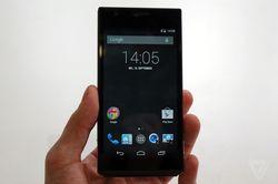 Panasonic показала новый смартфон с камерой на 20,1-Мп