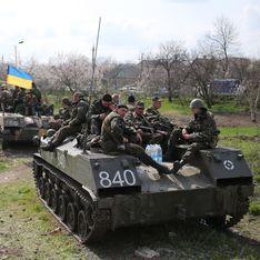 РФ перебрасывает бронетехнику в Крым, опасаясь вторжения украинских войск