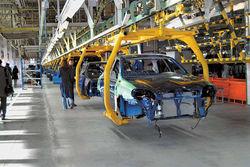 В Украине с курсом гривны на 20% упало производство авто