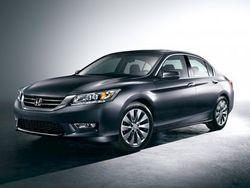 Honda прекращает производство модели Accord