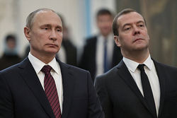 Президент Путин и премьер Медведев обещают прорыв