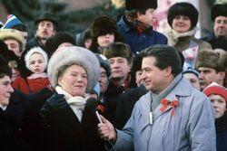 """Скончался ведущий программы """"Время"""" 80-х годов Леонид Элин"""