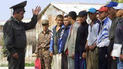 В Ташкентской области Узбекистана в тюрьме оказались офицеры Министерства обороны