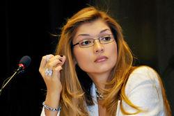 Аккаунт Гульнары Каримовой в Twitter как информагентство для Узбекистана