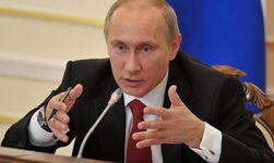 Почему иноСМИ сравнили Путина с Юлием Цезарем