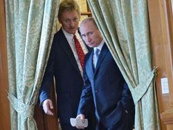 Песков об одиночестве Путина