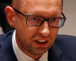 """Яценюк готовится к арбитражному суду с """"Газпромом"""""""