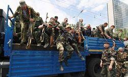Тысячи боевиков ДНР прибыли в Луганск