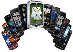 Благодаря снижению цен быстро растет популярность смартфонов