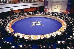 НАТО строит барьер между РФ и Европой – американский эксперт