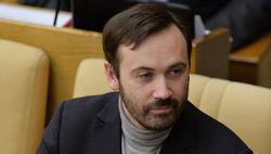 Илья Пономарев призвал коллег по Думе поделиться зарплатой с нуждающимися