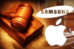 Samsung и Apple выходят на новый этап патентной войны