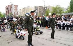 «Парад детских войск» прошел в Ростове-на-Дону