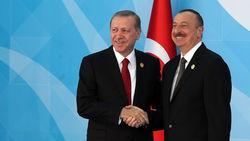 Эрдоган в ходе визита в Баку не обсудил тему Карабаха