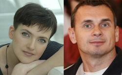 Порошенко обсудил с Савченко список «Савченко-Сенцова»