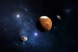 Ученые выявили неизвестный спутник Марса