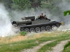 Боевики ведут обстрелы из всех калибров по всей линии фронта – ИС