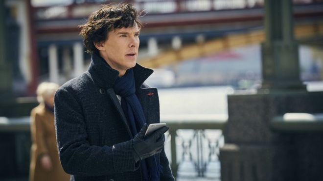 Новая серия «Шерлока» стала популярнее рождественского пожелания Елизаветы ІІ