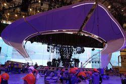 Нацгвардия заступила на службу по обеспечению безопасности Евровидения