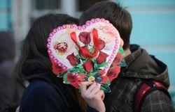 День св. Валентина можно отметить в ресторане Нью-Йорка за 30 тыс. долларов