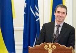 Руководство Украины четко настроено на партнерство с НАТО
